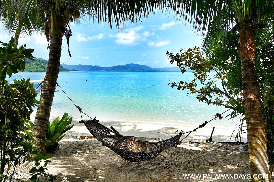 Beach House For Rent In Palawan