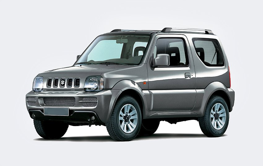09b suzuki jimny 2016 4 4 automatic transmission. Black Bedroom Furniture Sets. Home Design Ideas