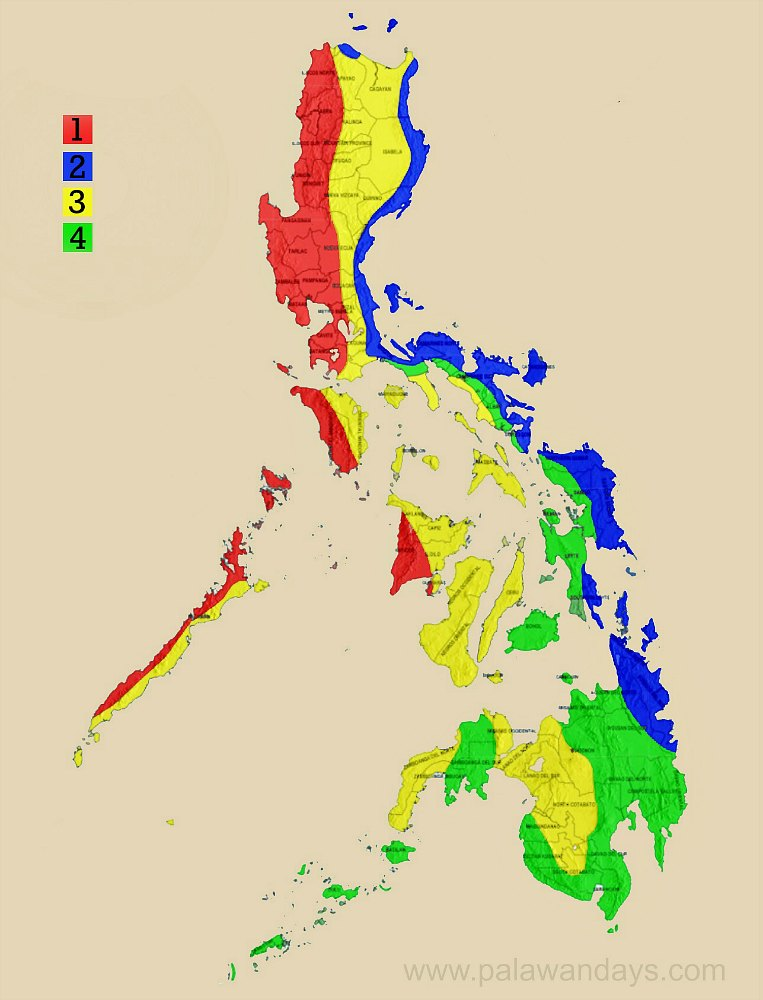 Climate-Map-Philippines