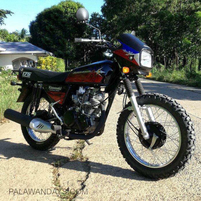 Catalog Motorbike For Rent In Puerto Princesa Palawan