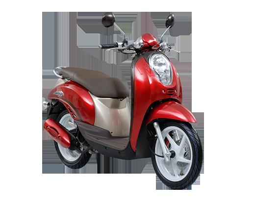 Rental Honda Scoopy