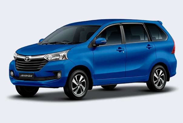 08a Toyota Avanza 1 3l Blue Automatic 2018