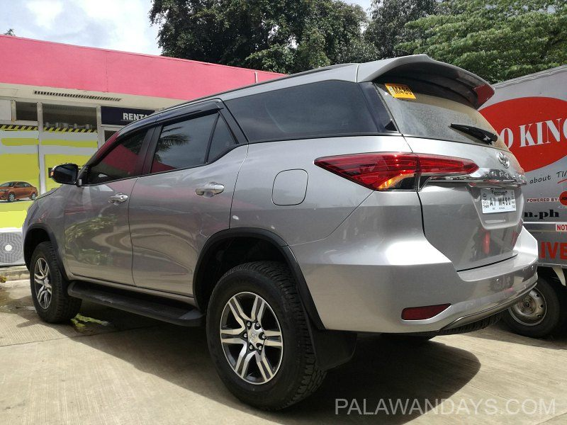 20 Toyota Fortuner 2 4l 2018 4x2 At