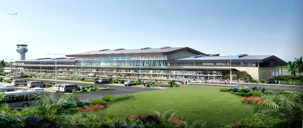 Puerto Princesa-Palawan-airport