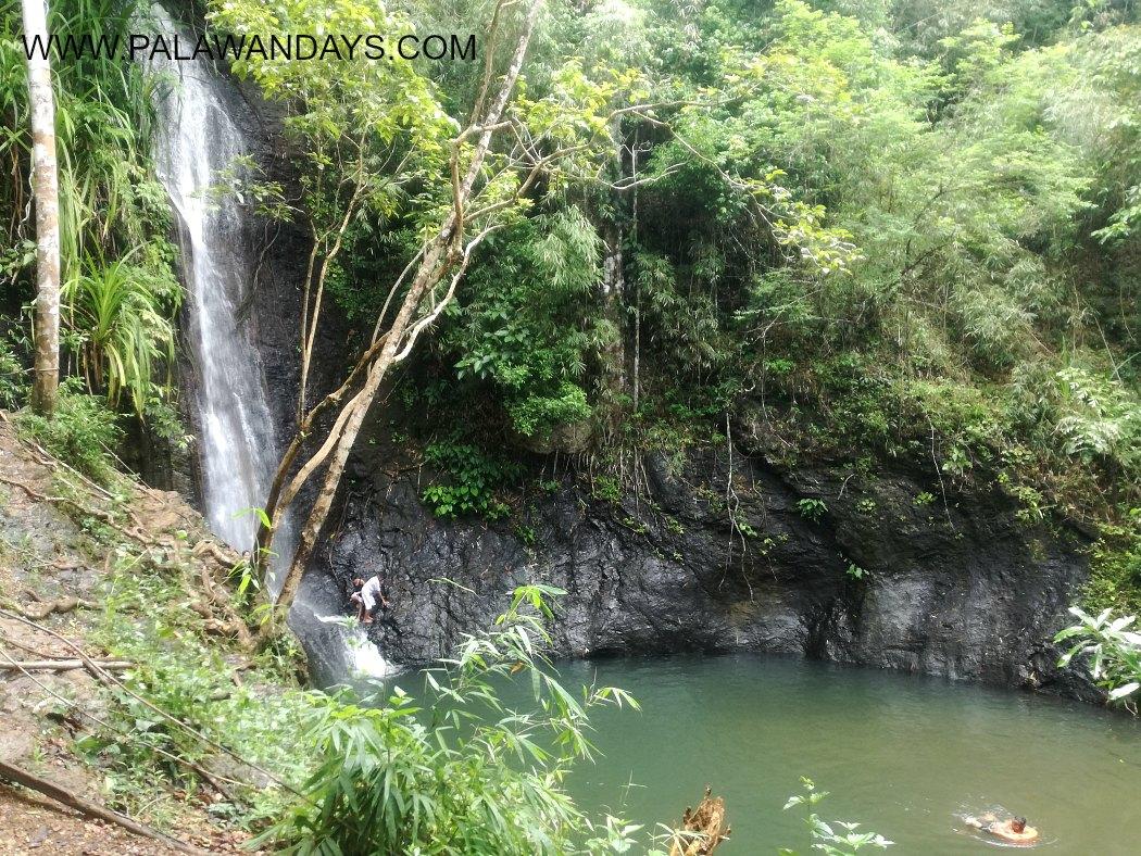 Waterfalls Kuyawyaw level 2