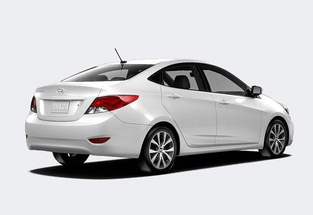 06 Hyundai Accent 2017 Automatic Transmission 1 4l