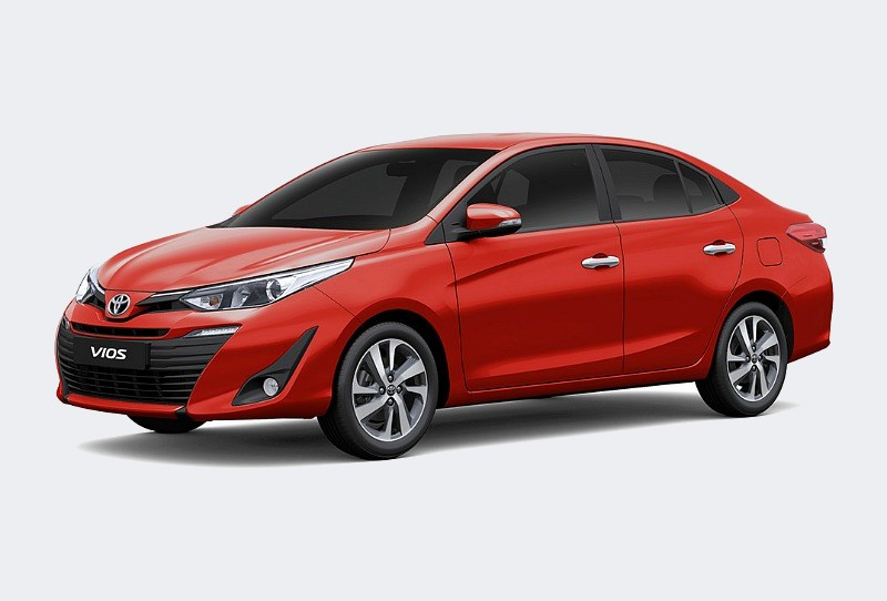 03ab Toyota Vios 1 3 2018 Automatic Transmission