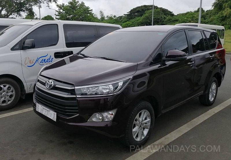 07a2 Toyota Innova 2018 2 8 Automatic Transmission